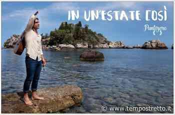 """""""In un'estate così"""", una canzone dedicata a Taormina e alla ripartenza – VIDEO - Tempo Stretto"""