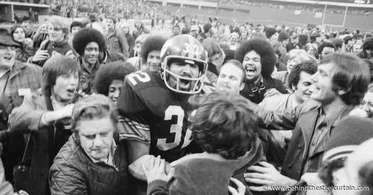 The Immaculate Reception wasn't the NFL's best 'Game with a Name'