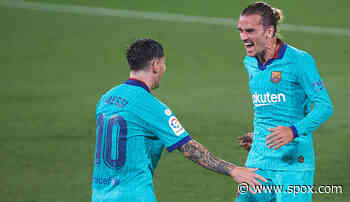 FC Barcelona: Lionel Messi stellt mit 19 Assists persönlichen LaLiga-Rekord auf - SPOX