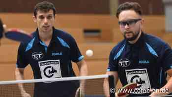 Tischtennis: Regionalligist TTC Altena startet am 30. August in Porz - come-on.de