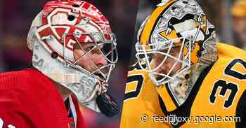 Canadiens-Penguins Head-to-Head: The Goaltending Matchup
