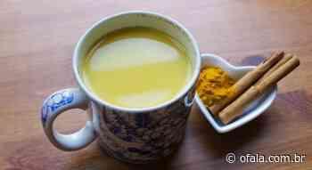 Bebida curativa com gengibre, canela, açafrão, óleo de coco e mel - Fala Simões Filho