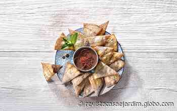 Receita de nachos de canela com creme quente de chocolate - Casa e Jardim