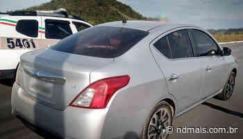 Adolescente de 12 anos é flagrado dirigindo carro em Guaramirim - ND