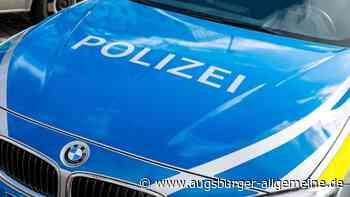 Betrunkener randaliert mit zwei Promille - Augsburger Allgemeine