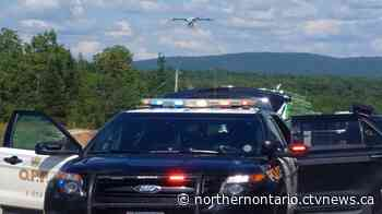 Vehicle full of young children flees police in Kapuskasing - CTV News