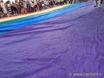 Il collettivo Ischia Ischia lgbtq+ al Pride di Napoli - Il Golfo 24