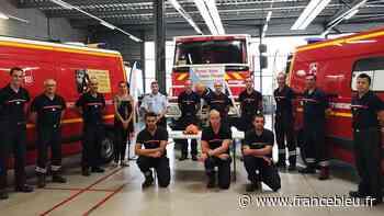 La caserne d'Apt prête à former des jeunes sapeurs-pompiers à la prochaine rentrée - France Bleu