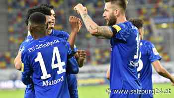 Schalkes Salzburg-Besuch wegen Hochzeit abgesagt - SALZBURG24