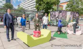 Straßenkunst: Bahnhof wird zur Freiluft-Bühne - Salzburg-Stadt - meinbezirk.at