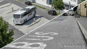 Reisebusse bringen kaum Gäste nach Salzburg - Krone.at