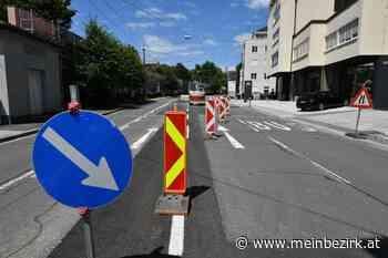 Baustellen: Wo im Sommer in Salzburg gebaut wird - meinbezirk.at
