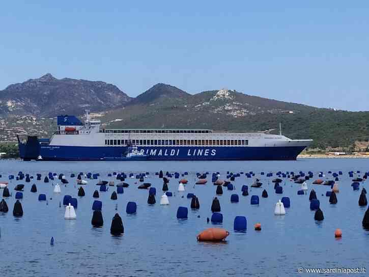 Cargo Grimaldi finisce in una secca: completate le operazioni per liberarlo - SardiniaPost