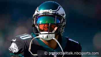 """Eagles: DeSean Jackson's messages were """"offensive, harmful, and absolutely appalling"""""""