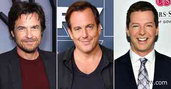 Jason Bateman, Will Arnett, and Sean Hayes to launch new comedy podcast - EW.com