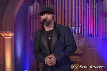 Brantley Gilbert Performs 'Hard Days'  on PBS Special [Watch]