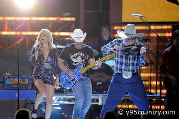 Remember When Charlie Daniels Put on a Clinic at the ACM Awards?