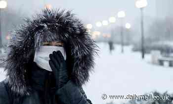 Cold temperatures in winter WILL increase the spread of COVID-19, research confirms