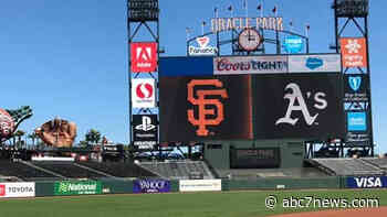 MLB schedule 2020: San Francisco Giants, Oakland A's release schedules for this season - KGO-TV