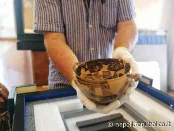 Archeologia, Ischia dà il bentornato alla Coppa di Nestore - La Repubblica