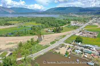 BC highway widening job reduced, costs still up $61 million - Summerland Review
