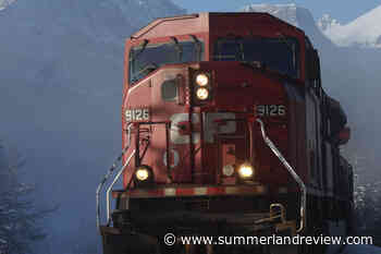Collision results in train derailment just east of Golden - Summerland Review