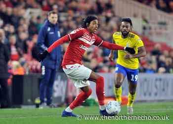 Middlesbrough expect Spence to be fit for Millwall clash