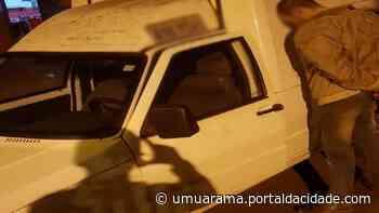 Carro furtado em Umuarama é recuperado em cidade do Mato Grosso do Sul - ® Portal da Cidade | Umuarama