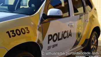Bandidos armados invadem casa e roubam carro, celular e dinheiro, em Umuarama - ® Portal da Cidade | Umuarama