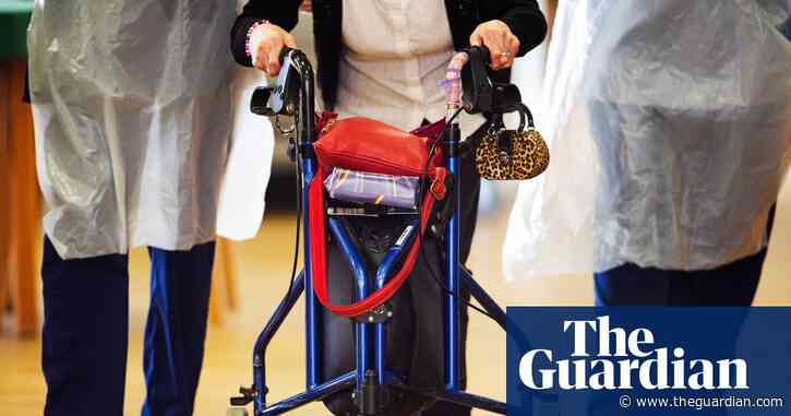 Why Britain needs a national care service   Letters