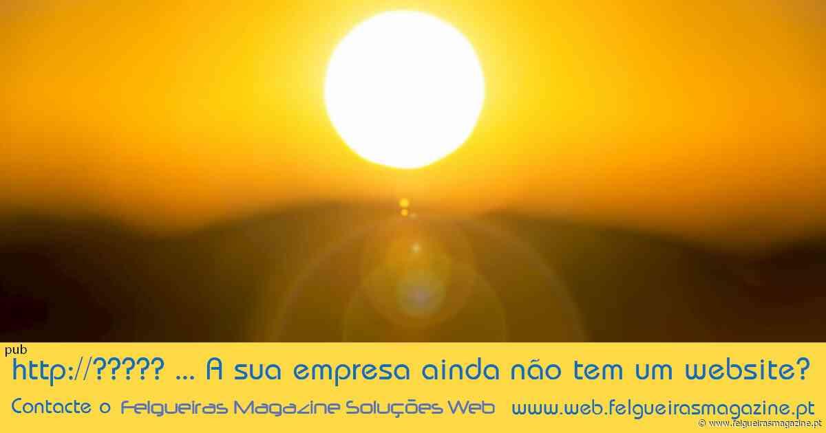 Onda de calor: foi ativado o ALERTA AMARELO no concelho de Felgueiras - Felgueiras Magazine