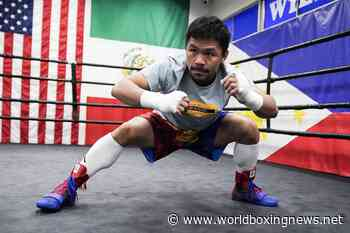 Manny Pacquiao has only one option left to make mega-money in boxing - WBN - World Boxing News