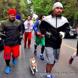 Manny Pacquiao pays tribute to late dog Pacman - ABS-CBN Sports