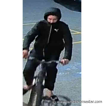 Police request assistance identifying arson suspect - Whitehorse Star