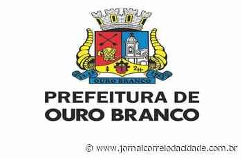 Ouro Branco: Tribunal de Contas aprova Contas Públicas de 2017 e 2018   Correio Online - Jornal Correio da Cidade