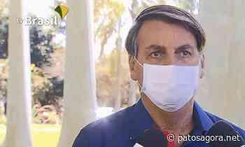 Presidente Jair Bolsonaro testa positivo para covid-19 - Patos Agora