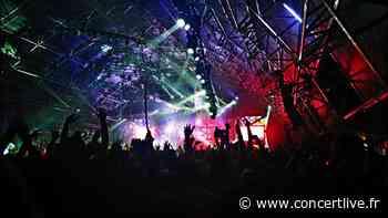 CHRISTOPHE ALEVEQUE à LE HAILLAN à partir du 2021-05-22 0 16 - Concertlive.fr