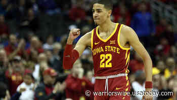Warriors land Iowa State's Tyrese Haliburton in latest Bleacher Report mock draft - Warriors Wire