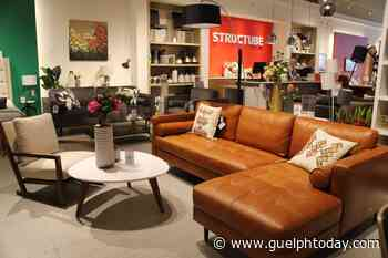 Canadian furniture retailer Structube coming to Guelph - GuelphToday