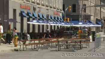 Guelph doubles down on outdoor dining district - CTV News