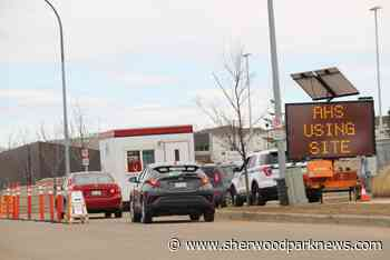 COVID-19: AHS adjusts testing at Broadview Enviroservice Station
