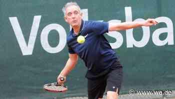 Tennis: Drei Teams des TC Drensteinfurt waren im Einsatz. - Westfälischer Anzeiger