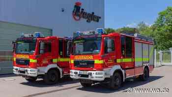 Feuerwehr in Drensteinfurt und Rinkerode erhalten neue Fahrzeuge - Löschzüge neu ausgestattet - wa.de