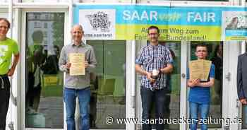 """Gemeinschaftsschule Kirkel in Limbach ist jetzt eine """"Faire Schulklasse - Saarbrücker Zeitung"""
