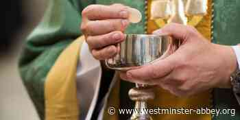 Book for Sunday Services - Westminster Abbey