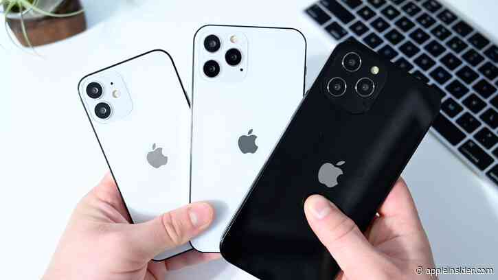 Revealed: Here's what Apple's new 'iPhone 12' lineup looks like