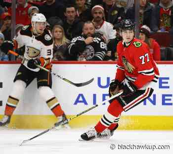 Highlighting every player on an entry-level contract