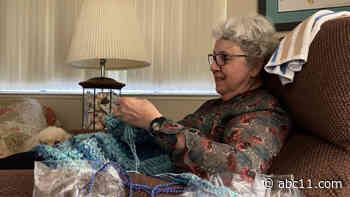 Morgan Hill-based crocheter makes blankets for people who lost loved ones to COVID-19