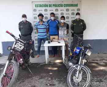Capturados en Curumaní por robar y manosear a su víctima - ElPilón.com.co