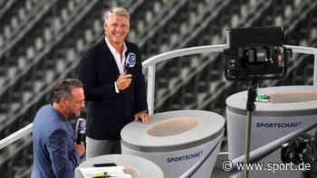 Schweinsteigers launige TV-Premiere bei FC Bayern vs. Bayer Leverkusen im DFB-Pokal - sport.de